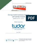 EINSTEIN Audit Summaryreport 63