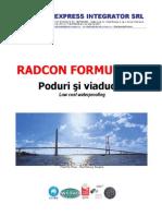 Radcon Formula 7 - Poduri Si Viaducte