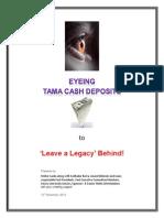 TAMA - Leave a Legacy Behind!