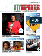 Minority Reporter Week of December 2 - 8, 2013