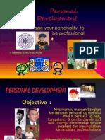 Modul Pers Development 2013