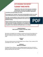 Proposed Constitution - 2014