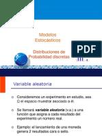 3. Distribuciones de Probabilidad Discretas