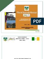 Plan de Desarrollo Timbio Ahora Si...Somos Mas 2012-2015