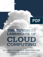 Financial Times on Cloud Computing