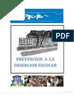 Prevencion a La Desercion Escolar Final222222222222222222222222