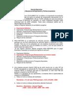 Guia de Ejercicios Regimenes Aduaneros de Exportacion