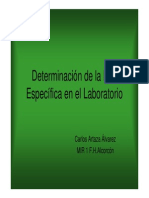 4.- Determinacion de IgE Especifica