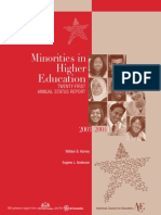 21 St Minorities Report 2004