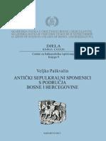 Djela Akademije nauka i umjetnosti BiH [knjiga 83, 2012.]