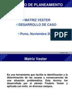 Matriz Vester