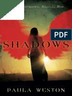 Shadows by Paula Weston (Excerpt)