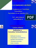 Termodinâmica - Conceitos