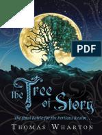 The Tree of Story by Thomas Wharton (Excerpt)