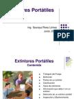 Diapositiva de Extintores Portatiles