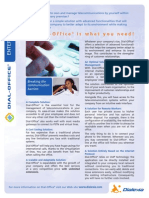 Dial-Office IP-PBX by Dialexia