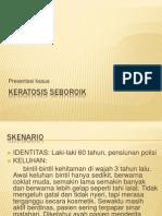 Keratitis Seboroik