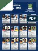 SC Freamunde - 2012/2013