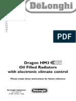 Delonghi Dragon3 TRD1230ER