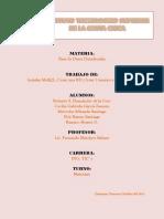 Bdd Agenda de Alumno Mysql
