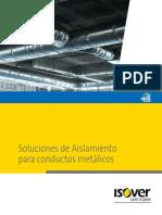 Soluciones Aislamiento Conductos Metalicos