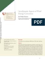 Annurev Fluid Wind Energy