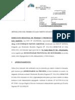 CONTESTACION DE DEMANDA - MUNICIPALIDAD PROVINCIAL DE MOYOBAMBA (EXP. N° 00151-2012)