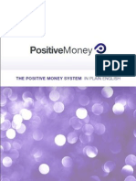 Positive Money Reforms in Plain English