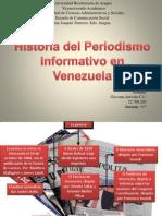 Periodismo I