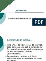 Leis de Newton III