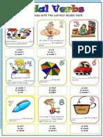 modals Esl lesson plan Modal verbs
