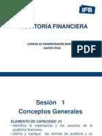 V Ciclo_Auditoría Financiera