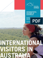 Read the International Visitors Survey