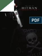 Hitman Absolution Professional Edition Digital Artbook
