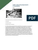 11. VALVULA DE SOLENOIDE (REDUCCIÓN PROPORCIONAL)