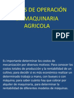 Clase Costos Maqui 2013