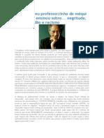 ORIGEM REAL DO RACISMO - MEU PROFESSORE DE HISTÓRIA MENTIU PRA MIM