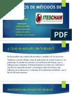1.3. ESTUDIOS DE MÉTODOS DE TRABAJO