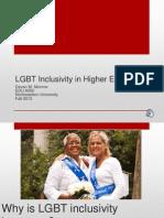 Final LGBT Inclusivity