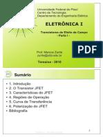 Eletronica I 4 FET Parte I v1 1 Prn