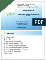 Eletronica I 7 TBJ Parte I v1 0 Prn