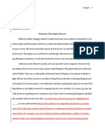 Literacy Project Final Draft