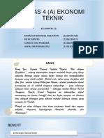Presentasi Tugas 4(A) Ekonomi Teknik-Kelompok 13.pptx