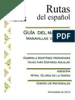 Rutas del español - Material didáctico de español para extranjeros.