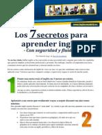 7secretospara Aprender Ingles