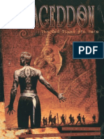 Armageddon - The End Times Are Here Post Witchcraft Rpg