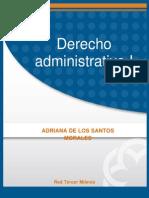 Derecho Administrativo Adriana de Los Santos Morales