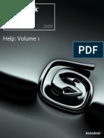 3dsmax2009 Help Vol1