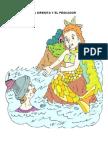 La Sirenita y El Pescador