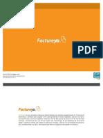 Presentacion de Producto (Factureya)